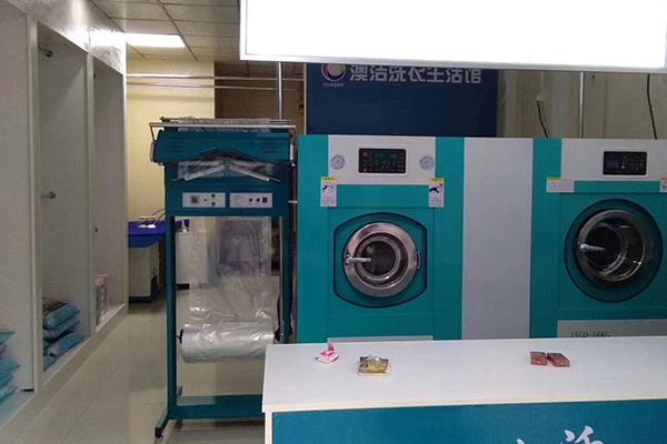开干洗店需要什么设备?选择更重要